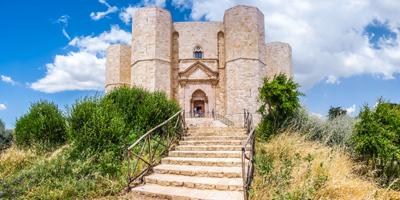 Castel del monte - Bari